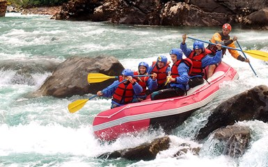 River Manso Rafting - Bariloche & Lake District Accommodation