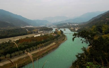 Dujiangyan Irrigation System - Chengdu & Pandas Accommodation