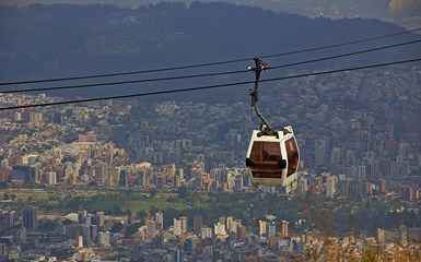 Quito & Cable Cars - Quito Accommodation