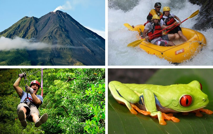 best places to go in Costa Rica - Arenal