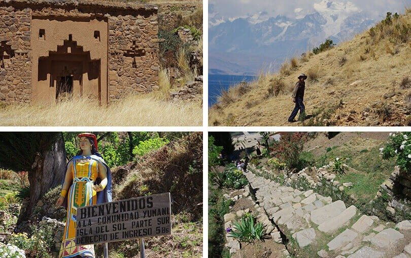 Best Inca ruins & archaeological sites - Lake Titicaca