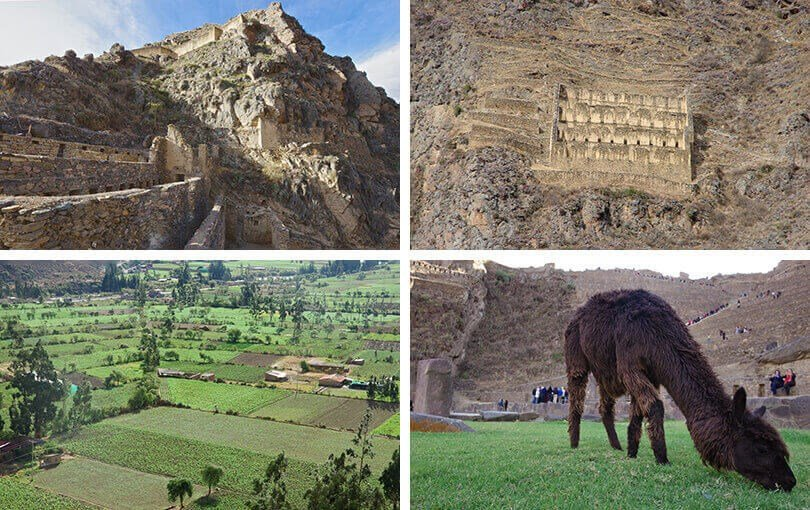Best Inca ruins & archaeological sites - Ollantaytambo