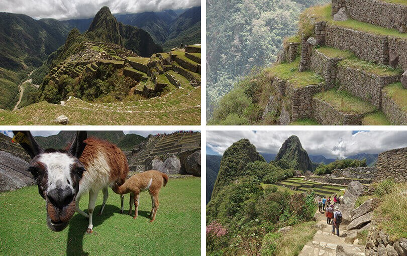 Best Inca ruins & archaeological sites - Machu Picchu