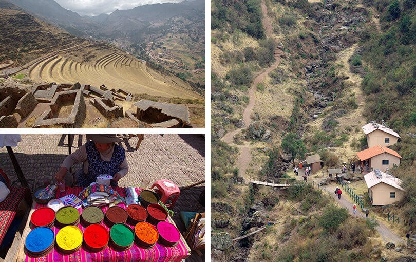 Best Inca ruins & archaeological sites - Pisac
