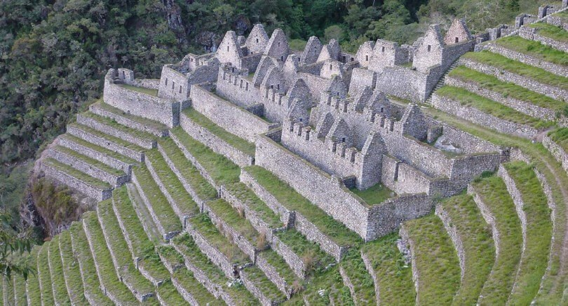 best Inca ruins in Peru - Inca Trail