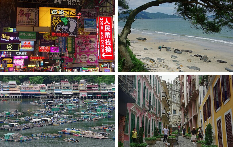 holidays to china - hong kong