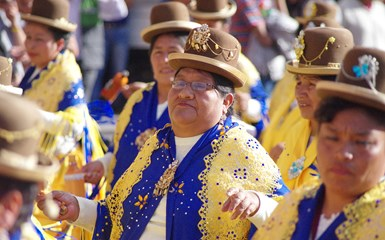 The Virgen Natividad Festival in Cusco - Types Articles