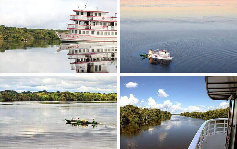 Brazilian Amazon Cruise