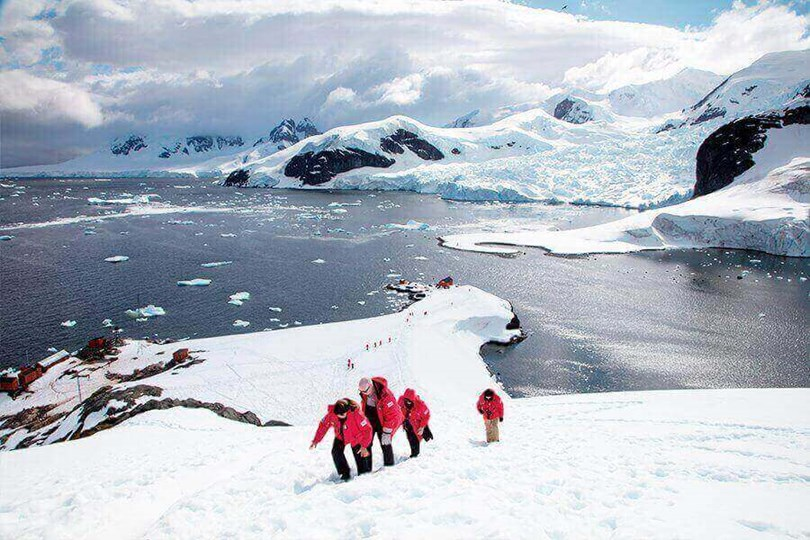 Antactica Cruise Holiday