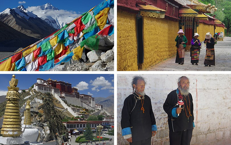 Holidays to China - Tibet