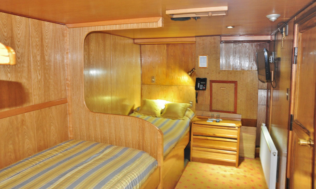 Double Cabin - Atenas Deck