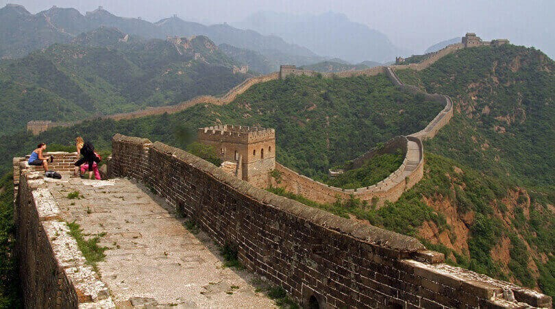 Best places to visit the Great Wall - Gubeikou