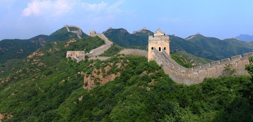 Best place to visit the Great Wall - Jinshanling