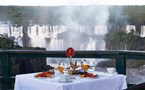 Enjoy dinner overlooking for Falls