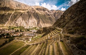 The Beautiful Sacred Valley