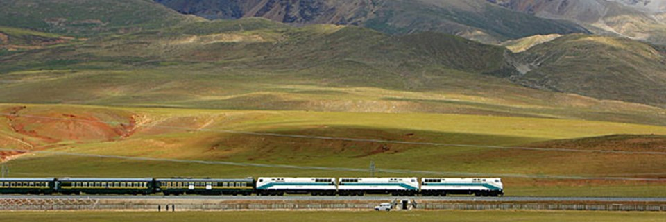The train to Lhasa