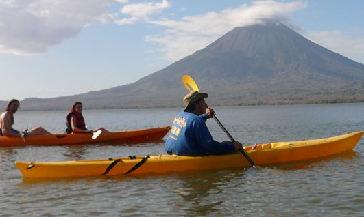 The Castillo Tour - Ometepe Island - Holidays to Nicaragua