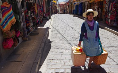 City Guide: La Paz - Bolivia Articles