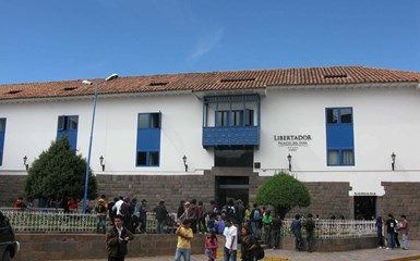 Libertador Hotel - Puno & Lake Titicaca Accommodation