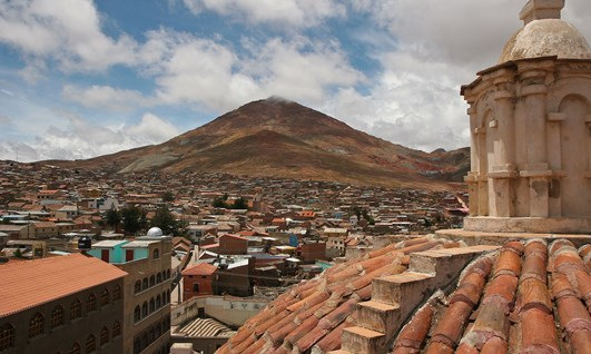 The Viracocha Tour - Holidays to Landmark Tours, Multi-Country Itineraries