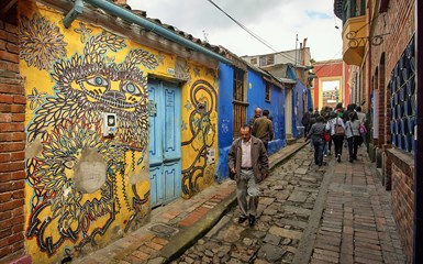 City Guide: Bogotá - Colombia Articles