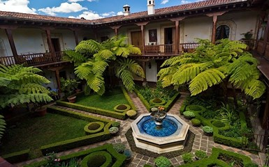 Palacio De Dona Leonor - Antigua Accommodation