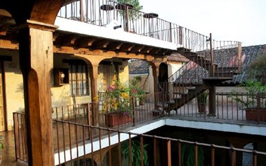 El Meson de Maria - Antigua Accommodation