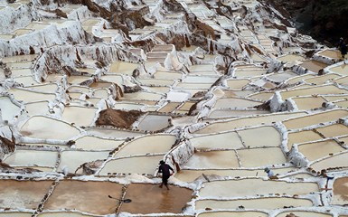 Maras salt ponds - Sacred Valley of the Incas Accommodation