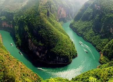 Yangtze Tour - China