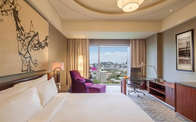 Regent Hotel - Beijing & Forbidden City Accommodation
