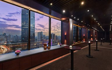 PuLi Hotel and Spa - Shanghai Accommodation