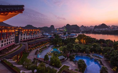 Shangri-La Guilin - Guilin & Yangshuo Accommodation