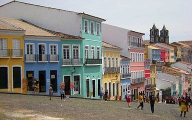 Salvador da Bahia - Historic Cities Holidays