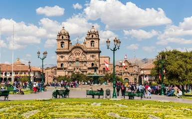 Cusco - Historic Cities Holidays
