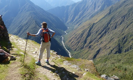The Chasqui Active Tour - Inca Trail - Holidays to Peru