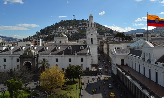 The Primavera Tour - Quito - Holidays to Ecuador