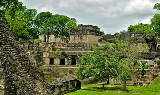 The Tenango Tour - Tikal - Holidays to Guatemala