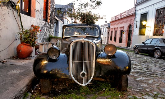 The Carmelo Tour - Colonia del Sacramento - Holidays to Uruguay