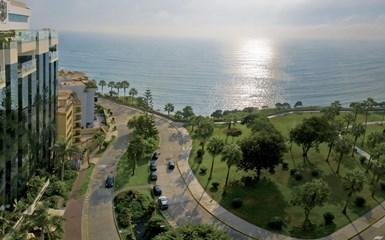 Miraflores Park Plaza - Lima Accommodation