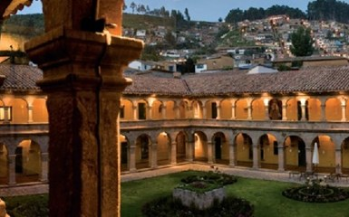 Monasterio de Cusco - Cusco Accommodation