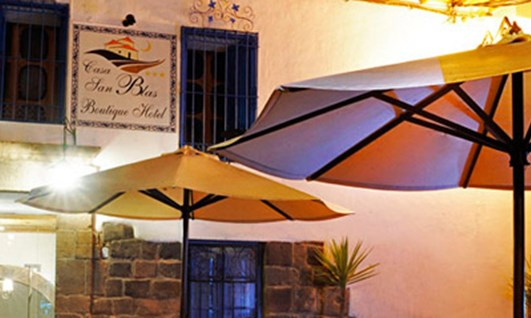 The Casa San Blas Tour - Holidays to Cusco