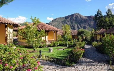 Sol Y Luna - Sacred Valley of the Incas Accommodation