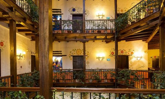 The Casona de La Ronda Tour - Holidays to Quito