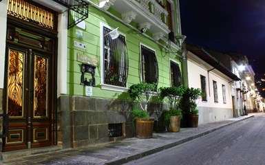 Casa San Marcos - Quito Accommodation