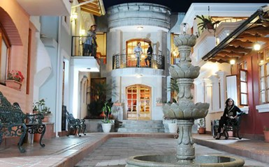 Rincon Puembo - Quito Accommodation
