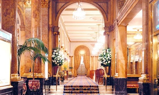 The Alvear Palace Hotel Tour - Holidays to Buenos Aires