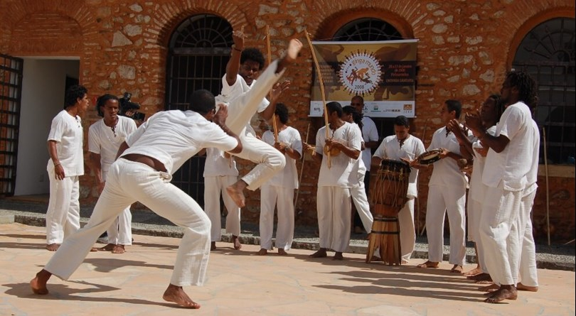 capoeira in Salvador