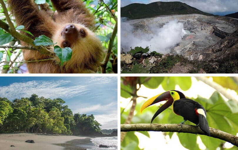 alternative honeymoons in Costa Rica