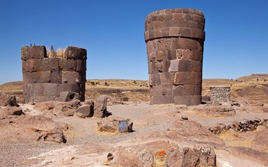 Sillustani Burial Grounds - Puno & Lake Titicaca Accommodation