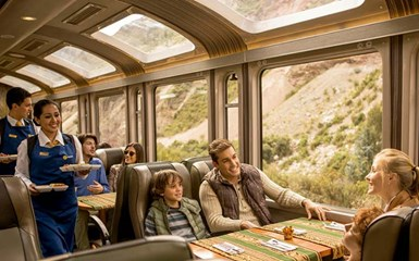 Vistadome Train to Machu Picchu - Cusco Accommodation
